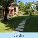 Aménagement jardin en pierres naturelles