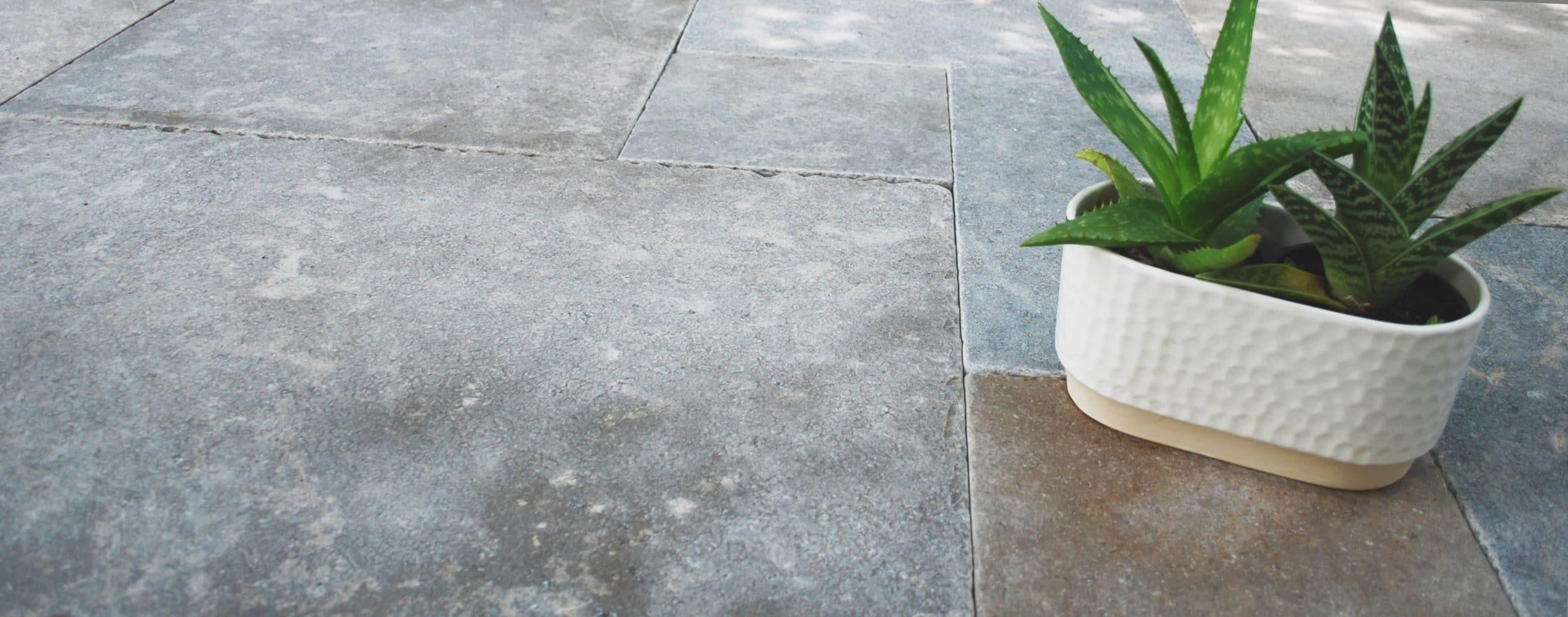 Nos pierres naturelles grises