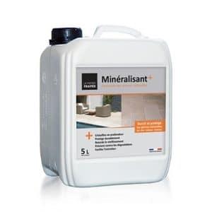 Minéralisant, produit de traitement et protection pour pierre naturelle