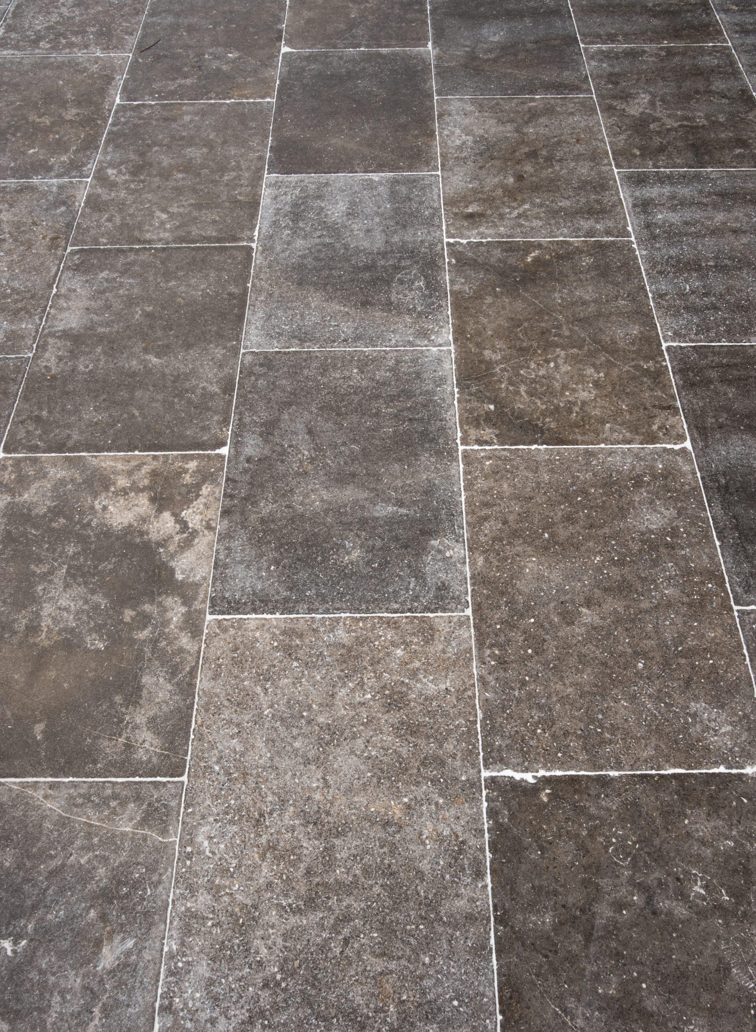 Dalles en pierre Cèdre Cendré