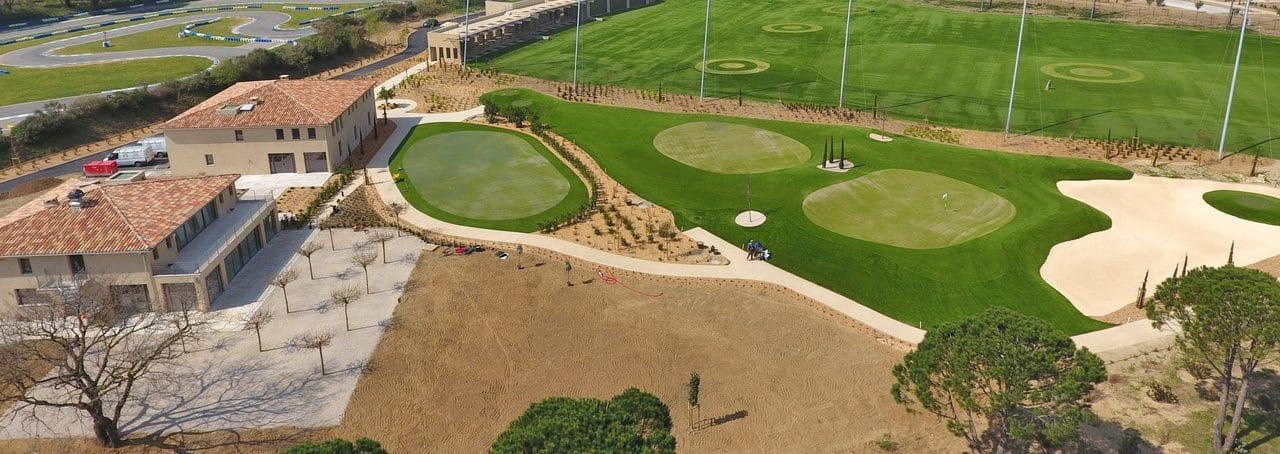 Le Golf Up