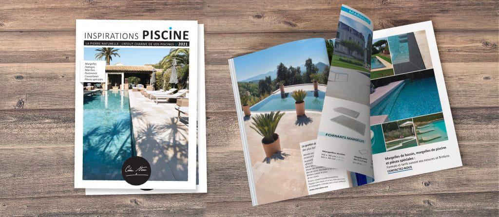 Catalogue pierres naturelles inspirations piscine
