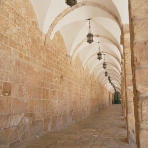 La Pierre de Jérusalem, matériau utilisé pour de nombreux bâtiment en Israël