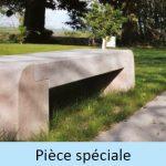 Pièces spéciales en pierres naturelles